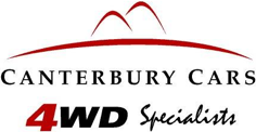 Canterbury Cars 4wd Specialists Logo